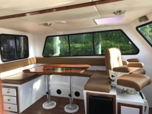 southern comfort interior fishing charters