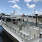 southern comfort charters exterior deck