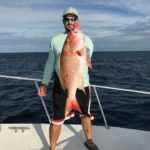 red fish southern comfort charters